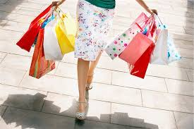 shopping happiness