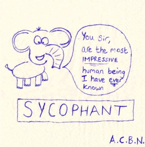 sycophant upload