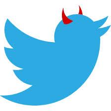 twitter evil
